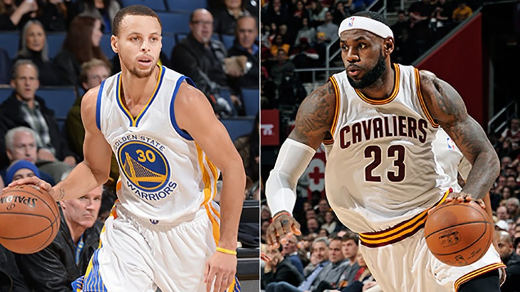 Curry-and-Lebron-James